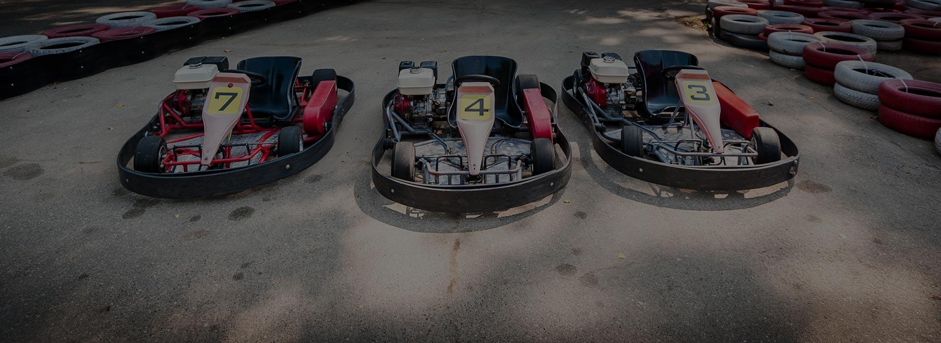 go-karting